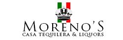 Moreno's Liquors Logo