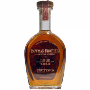 Bowman Brothers Small Batch Virginia Straight Bourbon