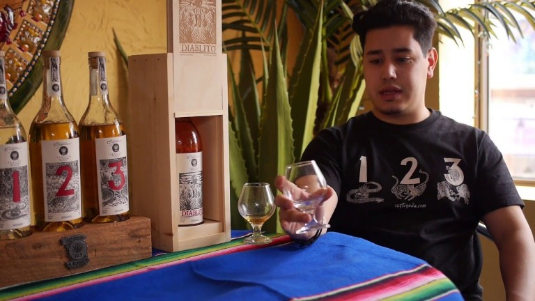 Tequila Corner: 123 Tequila review