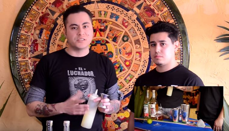 Tequila Corner Simple Tequila Cocktails with 123 Tequila